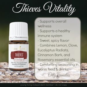 Thieves Vitality 2 ml Sample